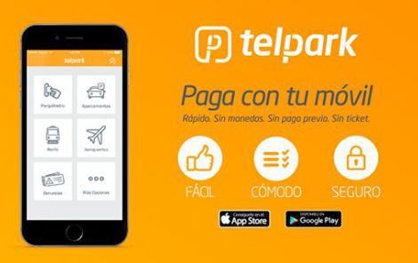 Empark lanza la nueva versión de Telpark